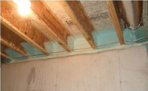 Floor Insulation Improves Home Comfort Insulating The